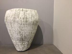 Urna av keramikkonstnären Kristina Riska.