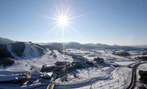 Talviolympialaisten kisakylä Pyeongchang, Etelä-Korea