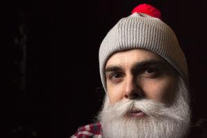 Brother Christmas alias Ari Koponen.