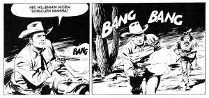 Tex Willer ampuu