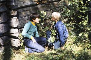Janne Auvinen ja Antti Majanlahti (1977).