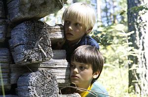 Antti Majanlahti ja Janne Auvinen (1977).