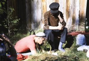 Vili Auvinen ja Esko Roine (1977).