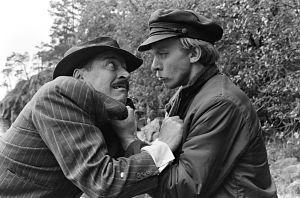 Veijo Pasanen ja Esko Roine (1977).