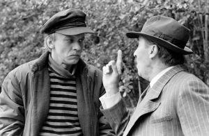 Esko Roine ja Veijo Pasanen (1977).