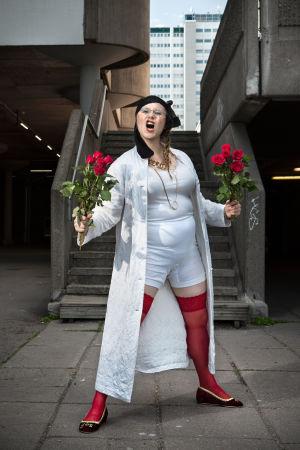 Muusikko Amanda Kauranne