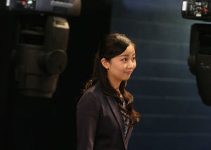 Prinsessan Kako av Akishino, prins Fumihitos andra barn.