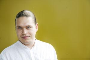 Porträttfoto av Kasper Dalkarl.