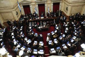 Argentinas senat.