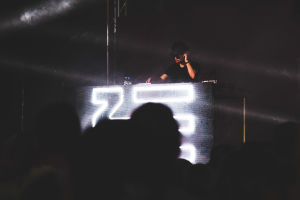 Zhu Weekend Festivalilla.