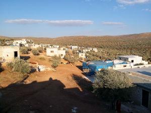 Näkymä Syyriasta