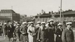 Södra Kajen 1920