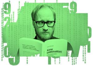 Pekka Vahvanen ja tekoäly