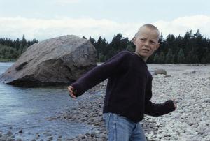 Kimmo Lempinen lastendraaman pääosassa (1982)