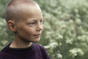 Kimmo Lempinen lastendraaman pääosassa (1982).