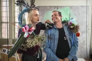 Mira Eskelinen ja Jamie MacDonald