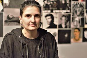 HBTQ-aktivisten Xheni Karaj