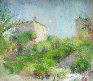 Sigrid Schauman: Villa Aurelia (1953).