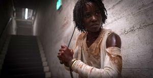 Lupita Nyong'o Us-elokuvassa.