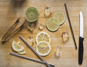 citroner och lime