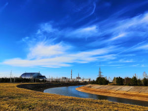 Tšernobylin ydinvoimala
