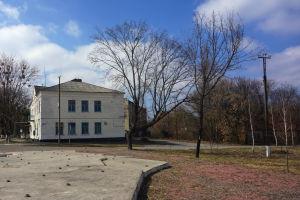 Tšernobylin työntekijöiden asuntola