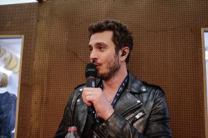 Sebastian Rejman haastattelussa