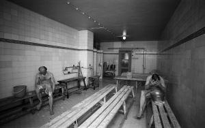 Löyly Oy:n sauna Museokatu 44:n piharakennuksen toisessa kerroksessa