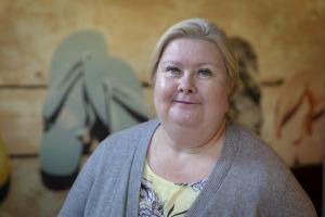 Jessica Virtanen Tjäreborgin maajohtaja.