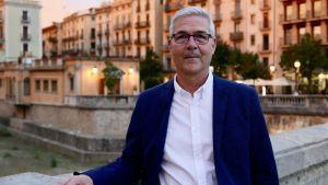 katalonialainen kolumnisti ja kirjailija Antoni Puigverd