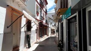Kuja Etelä-Espanjalaisessa pikkukaupungissa
