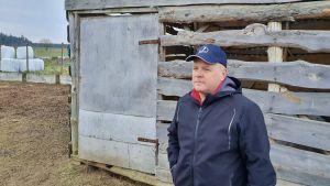Vladyslav Kravčun, jordbruksföretagare i Trakai.