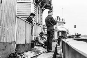 Poliisi hätistelee rantojen miestä