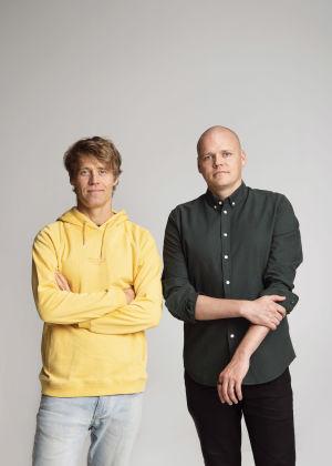 Anttu Harlin & Joonas Utti, Gigglebug