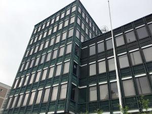 Rakennus osoitteessa Lastenkodinkatu 5, Helsinki