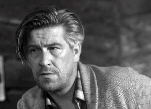 Kalervo Koski  elokuvassa Jäinen saari (1964).