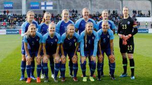 Damlandslaget i fotboll i Schweiz 2019.