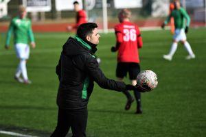 EIF:s tränare Guillem Santesmases.