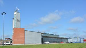 Räddningsverket i östra Nyland.