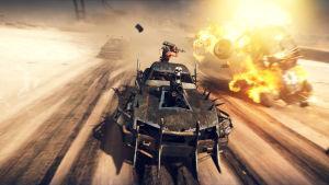 Spelet Mad Max.