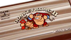 Elektroniskt spel, Donkey Kong.