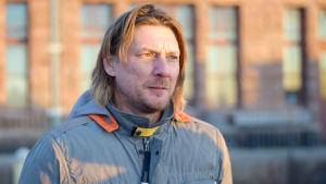 Porträttbild på Anders Augustsson.