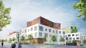 Westend köpcentrum nya planer 2015