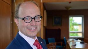 Jukka-Pekka Joensuu från Cinia Group.