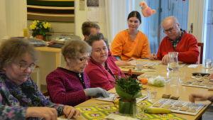Dagverksamheten för seniorer i Pojo, Sophiehemmet