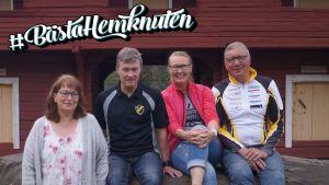 Anette Skog, Torbjörn Ahlskog, Päivi Cainberg och Ole Gustafsson säger att Nedervetil har mycket att erbjuda besökare.