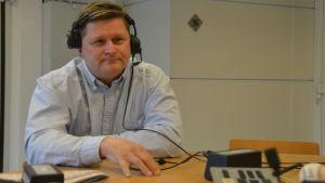 Martin Stenström i Sportmåndag 27.4.2015