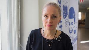 Maarit Palonen, undervisningsråd vid undervisningsministeriet.