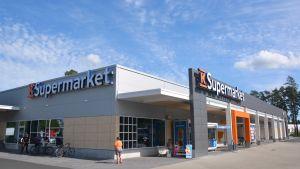K Supermarket i Östermalm i Borgå 09.08.17