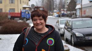 Mia Gull, verksamhetsledare för Malax-Petalax-Bergö 4H.